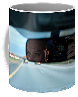 In The Road Coffee Mug