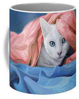In The Silk Coffee Mug
