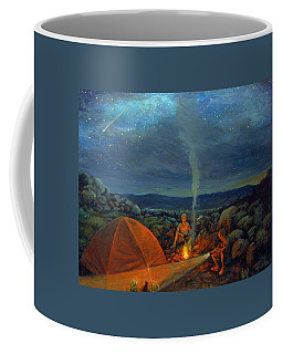 In The Spotlight Coffee Mug by Donna Tucker