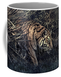 In The Still Of The Night Coffee Mug by Brian Tarr
