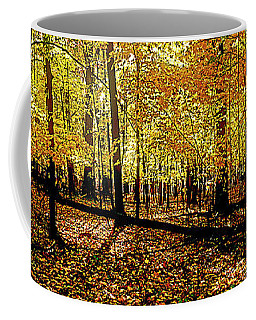 In The The Woods, Fall  Coffee Mug