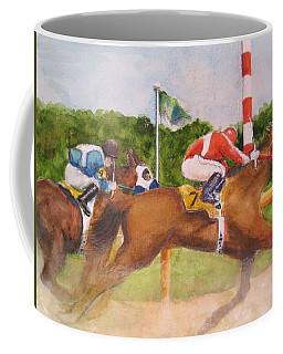 In The Turn Coffee Mug