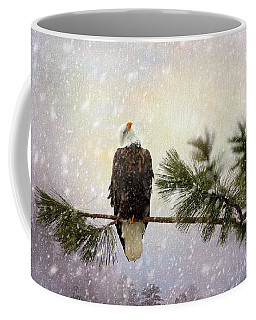 In The Twilight Glow Coffee Mug