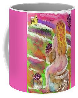 In The Vineyard Coffee Mug