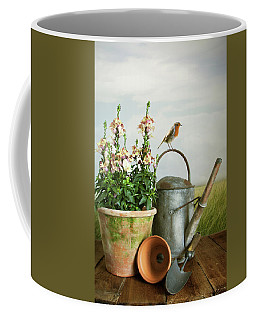 In The Vintage Garden Coffee Mug