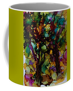 In The Woods Coffee Mug by Alika Kumar