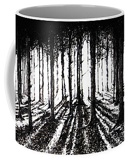 In The Woods 2 Coffee Mug