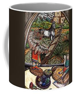 In Times Of Need Coffee Mug