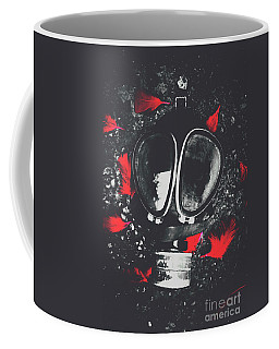 In Wars Wraith Coffee Mug