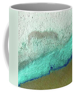 In Your Dreams. #abstract #blue Coffee Mug