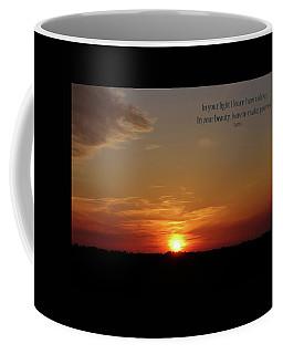 In Your Light Coffee Mug