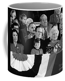 Inauguration Of George Bush Sr Coffee Mug