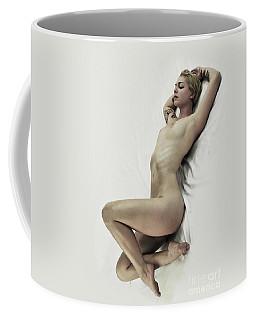 Inclined Nude Coffee Mug