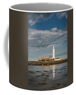 Incoming Tide At St Mary's Coffee Mug