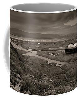 Incoming Tide Coffee Mug by Keith Elliott