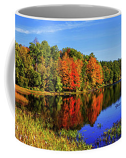 Coffee Mug featuring the photograph Incredible Pano by Chad Dutson