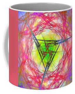 Incrusaded Coffee Mug