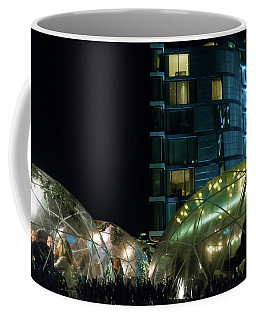 Coffee Mug featuring the photograph Incubation Of The Pod People by Alex Lapidus