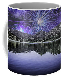 Coffee Mug featuring the photograph Independence Day by Alison Frank
