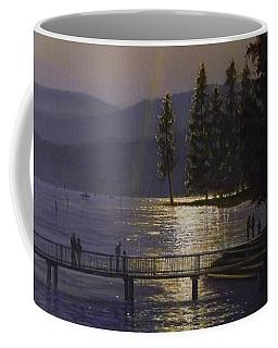 Independence Point, Lake Coeur D'alene Coffee Mug