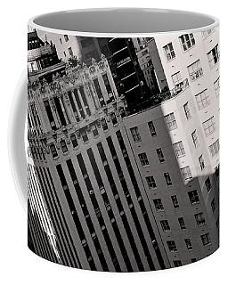 Index Coffee Mug by David Gilbert
