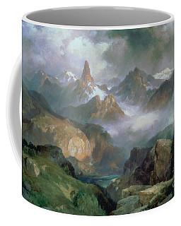 Index Peak Coffee Mug