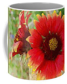 Indian Blanket Flowers Coffee Mug