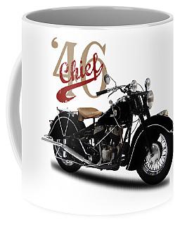 Indian Chief 1946 Coffee Mug