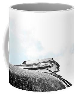 Indian Chief Hood Ornament Coffee Mug