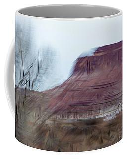 Indian Creek Winter Coffee Mug