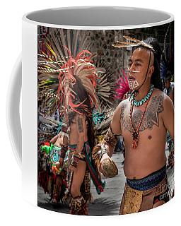 Indian Dancers Coffee Mug