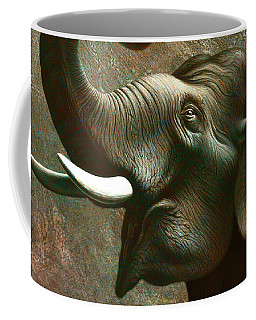 Indian Elephant 2 Coffee Mug