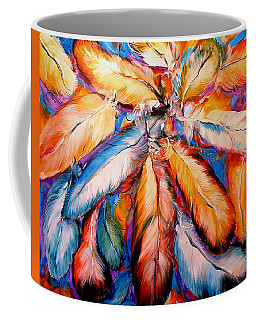 Indian Feathers 2006 Coffee Mug