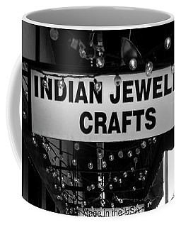 Indian Jewelry Crafts Coffee Mug by Ester Rogers