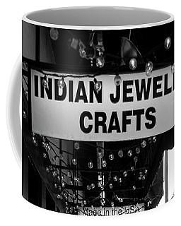 Indian Jewelry Crafts Coffee Mug