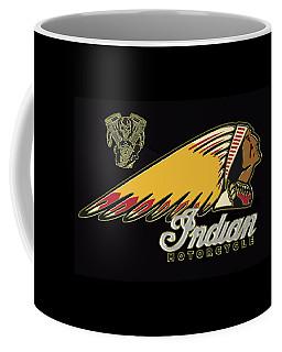 Indian Motorcycle Logo Series 2 Coffee Mug