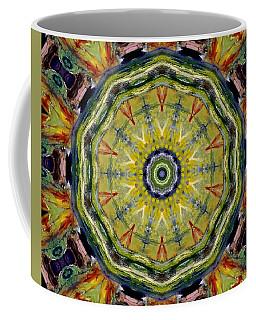 Indian Paint Coffee Mug