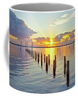 Indian River Sunrise Coffee Mug