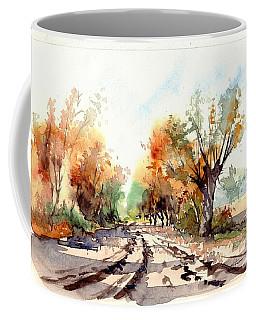 Indian Summer I Coffee Mug