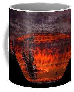 Coffee Mug featuring the photograph Indian Summer Sunrise by Joyce Dickens