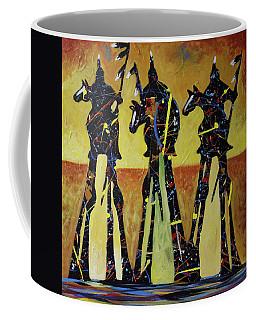 Indian Sundown Coffee Mug