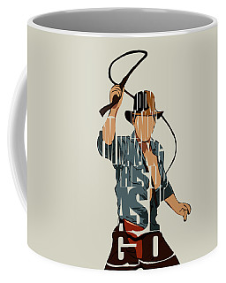 Indiana Jones - Harrison Ford Coffee Mug