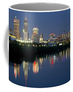 Indianapolis Night Coffee Mug
