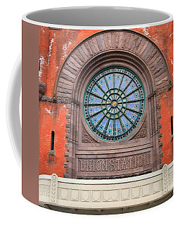 Indianapolis Union Station Building Coffee Mug