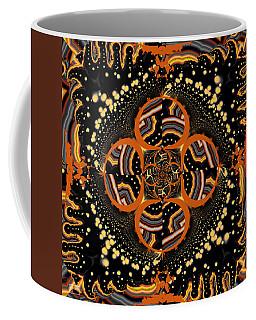 Indigenous Galaxy Coffee Mug