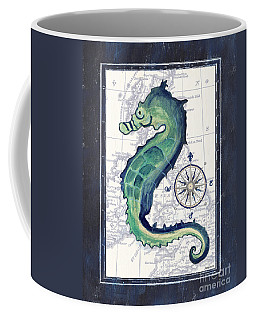 Indigo Maritime 2 Coffee Mug
