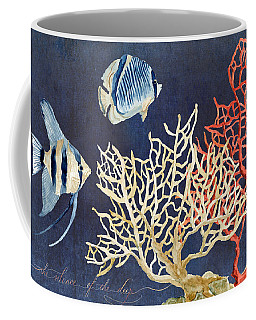 Indigo Ocean - Silence Of The Deep Coffee Mug