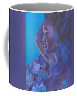 Indigo Serene Coffee Mug
