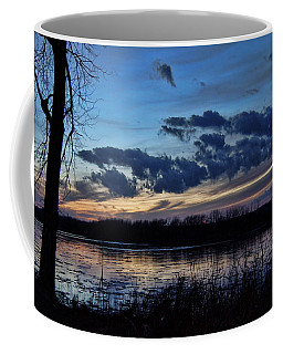Indigo Skies Coffee Mug
