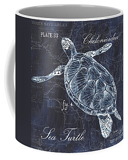 Indigo Verde Mar 2 Coffee Mug